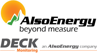 AlsoEnergy - Deck Monitoring
